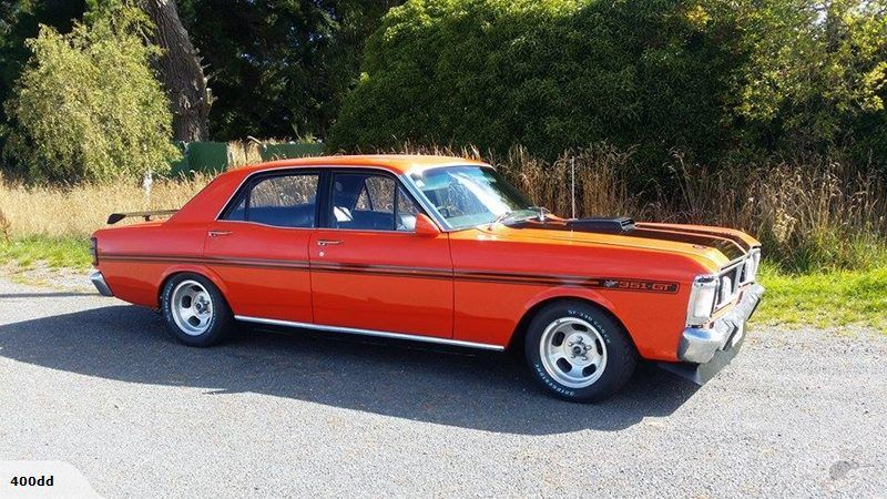 Ford Fairmont XY GT 1971 Trade Me Aussie muscle cars