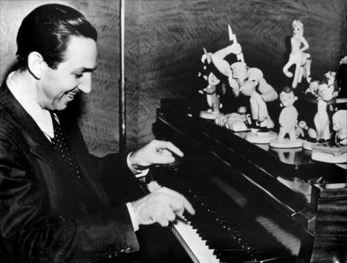 """""""I like symphonic music. A good concert, if you're kind of relaxed, if can do something to you. It's sort of an emotional break you get by listening to the music."""" -Walt Disney"""