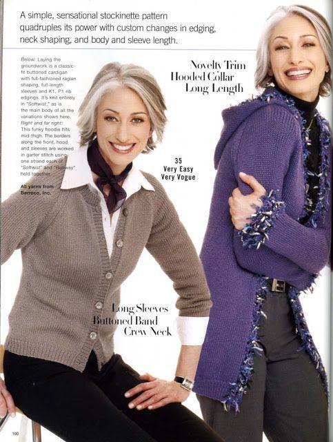 Vogue knitting Holiday 2005 - 燕子的宝贝15--VOGUE和KNITTING - Picasa Web Albums