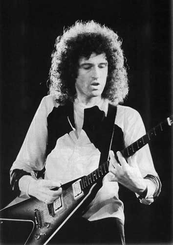 """Image result for """"brian may"""" gibson flying v"""