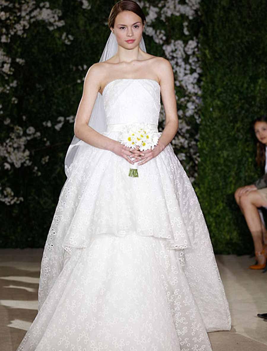 Carolina Herrera Emma 32204 Discount Designer Wedding Dress