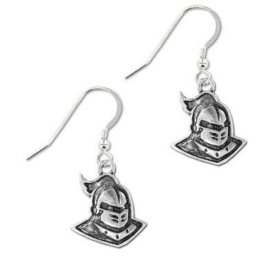 UCF Knights Legacy Charm Earrings. Perfect for UCF Knights