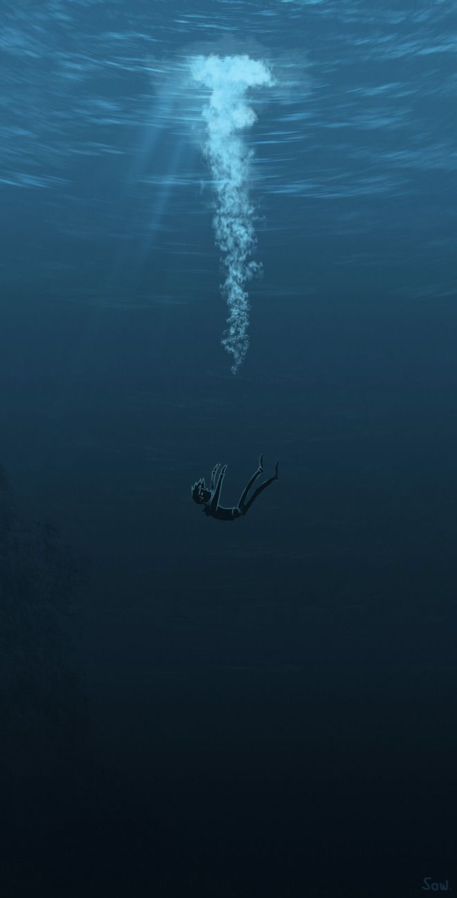 20 illustrations poignantes sur la solitude et l'anxiété pour en finir ave…