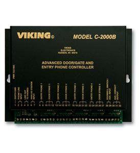 Viking Electronics Viking C 2000b Door Entry Controller Vk C