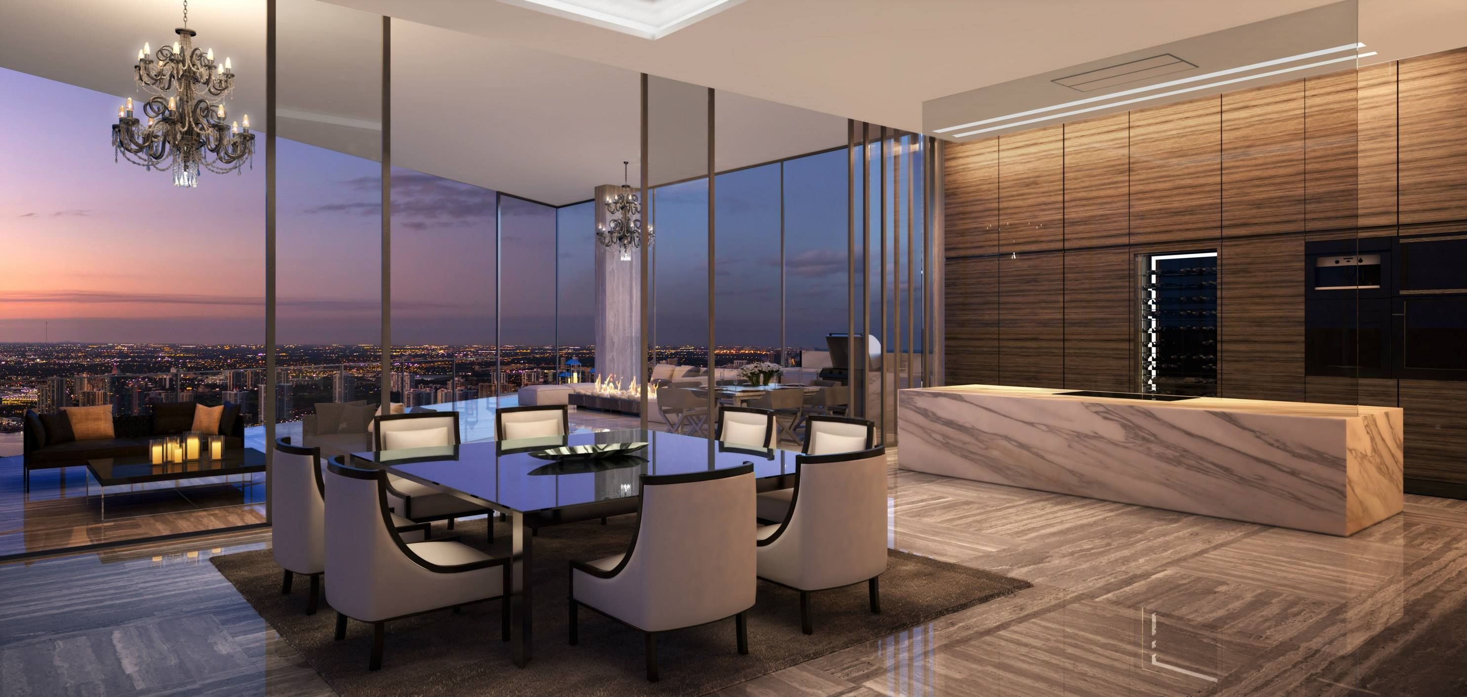 New Renderings Of Muse Sunny Isles Released   Arraes Group   Luxury condo,  Condos for sale, Luxury homes
