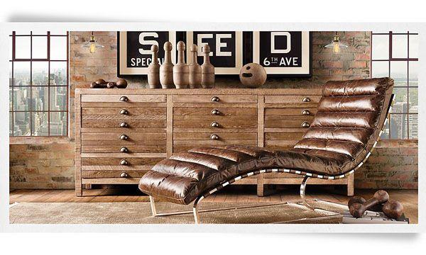 Chaise De Mobilier Salon Luxe CuirFauteuil Longue RScAjqL354