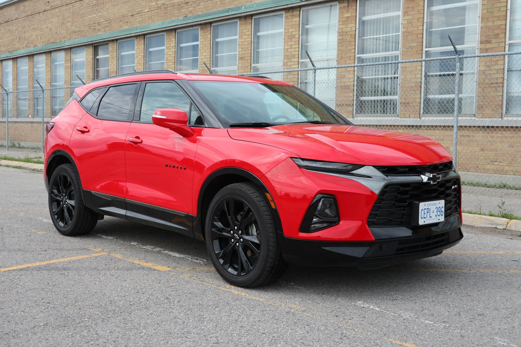SUV Review: 2019 Chevrolet Blazer RS