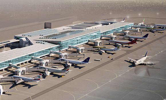 Dubai Airport Concourse D Google Search Aeropuertos