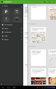 Evernote Anteckna Med Ljud Bild Och Text Samt Dela Evernote Android Ajandalar