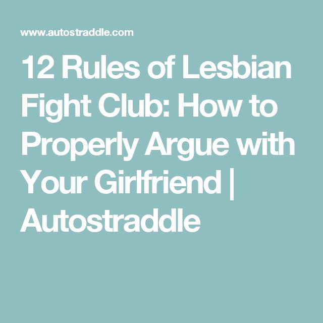 club Lesbian fight