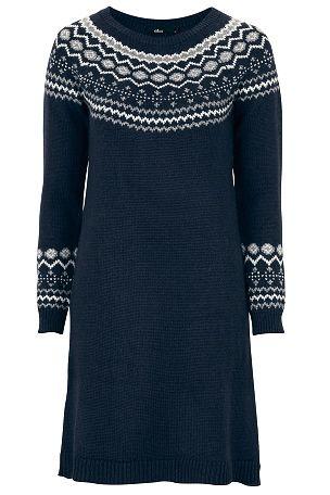 Ellos Collection Strikket kjole