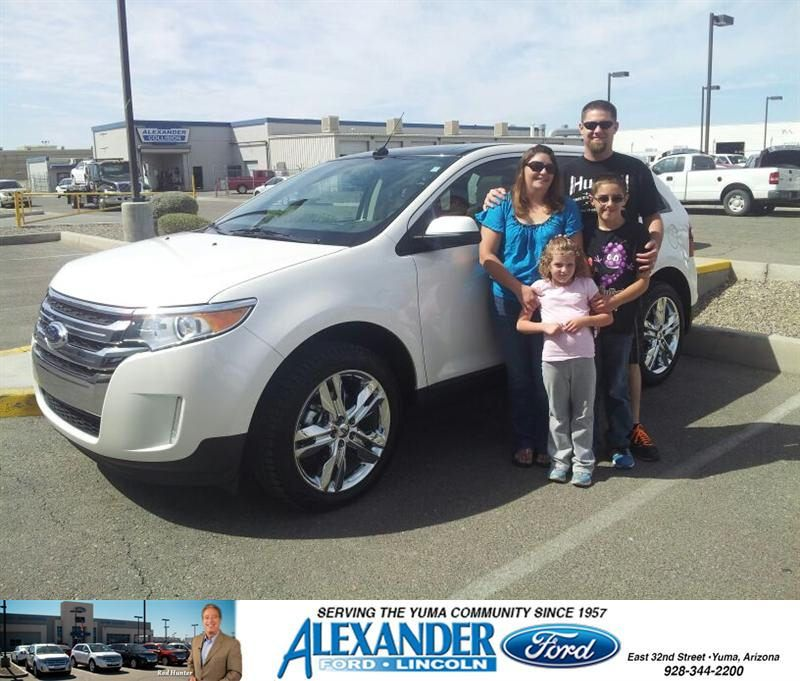 Happybirthday To Jeffrey And Autumn Kranovich From Rigo Rodriguez At Bill Alexander Ford Lincoln