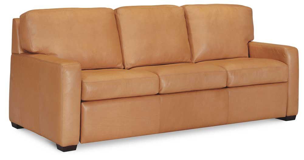 Carson Leather Sofa Sleeper By American Leather Most Comfortable Sleeper Sofa American Leather Sofa Sleeper Sofa Comfortable