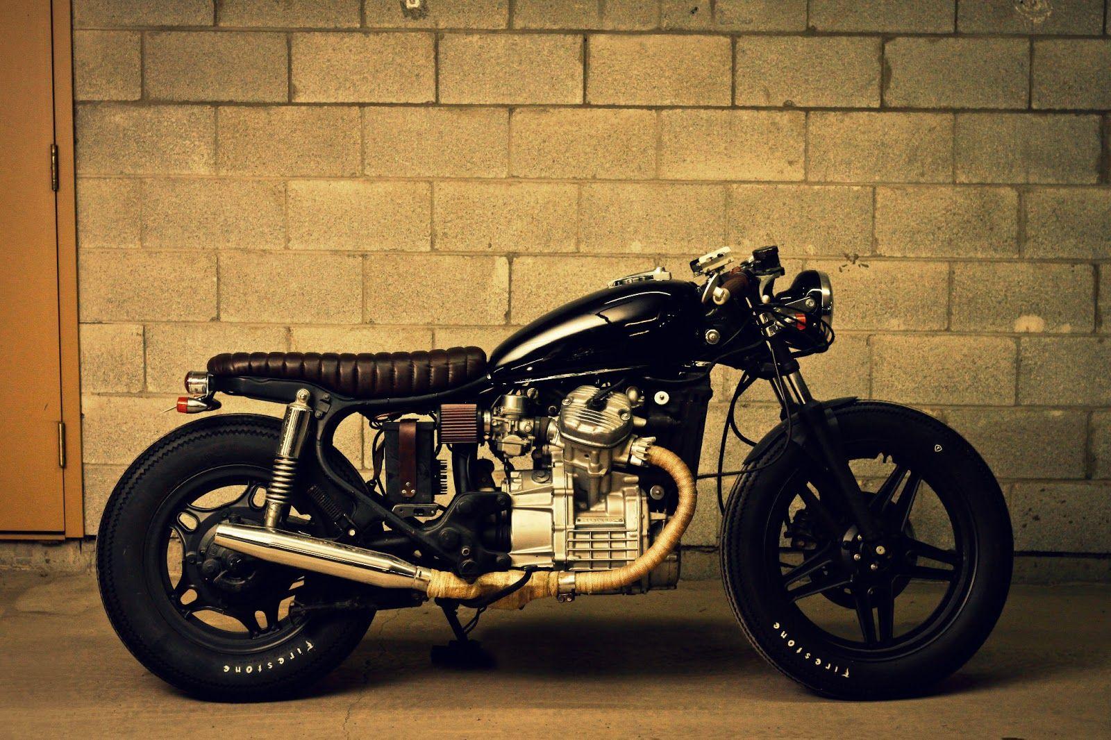Moto Mucci DAILY INSPIRATION Jonath Forgets 1979 Honda CX500 Custom