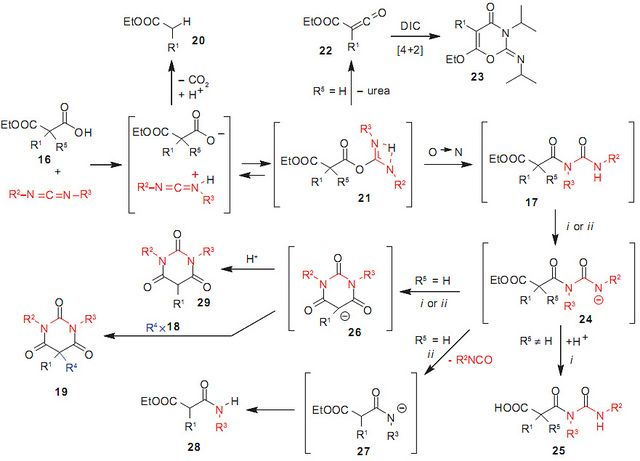Scheme 8 Organic Chemistry Chemistry Class Science Chemistry