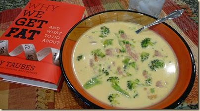 recipe: low carb ham and broccoli soup [31]