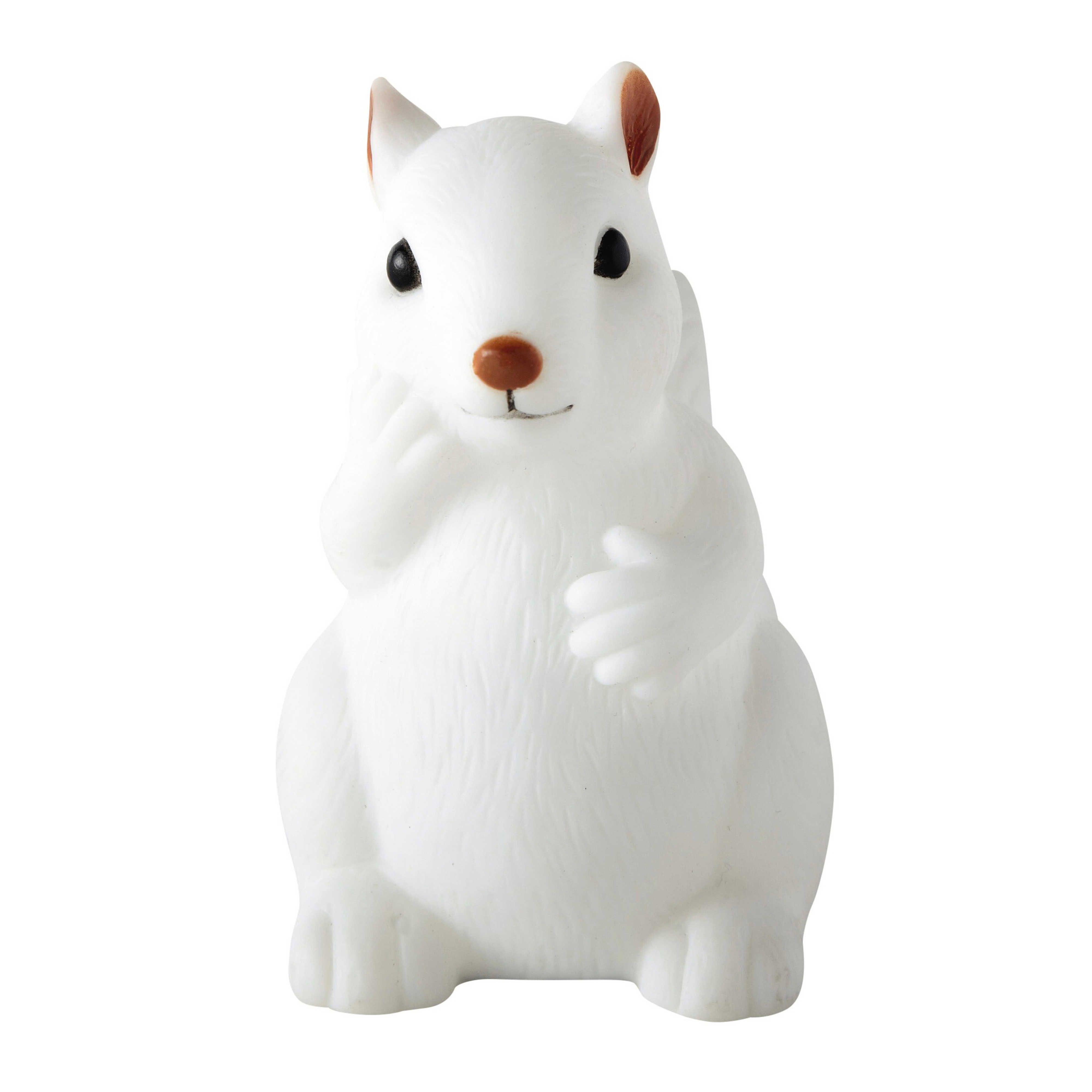 Maisons du Monde, Veilleuse écureuil enfant en plastique H 11 cm ...