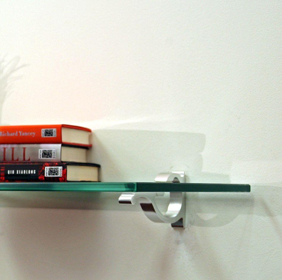 Superbe Glass Shelves · Monarch Design. Floating ...