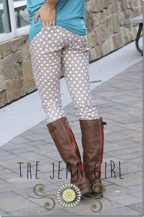 Super cute skinnies! Check out The Jean Girl opening in Rexburg! I'm gonna have to head up there!
