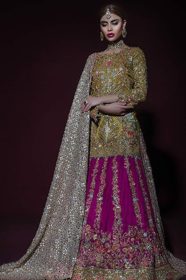 b27368b081 Tena Durrani Bridal Dresses Collection 2017 | bd | Pakistani bridal ...