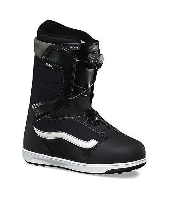 vans snowboard boots double boa