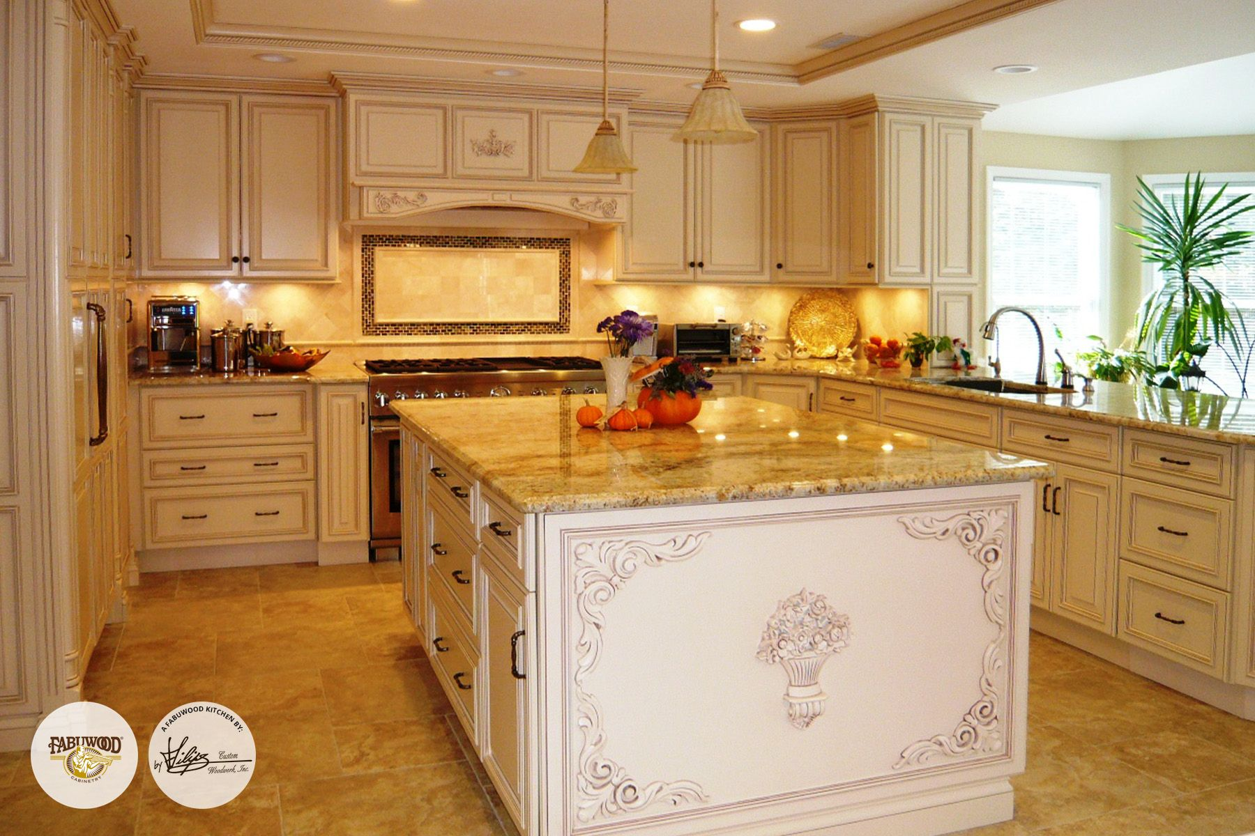 What Do You Think Of This Wellington Ivory Build Done By Filipe Custom Woodwork Inc Located In Linden Nj Fabuwood Kitchen Kitchen Remodel Kitchen Cabinets