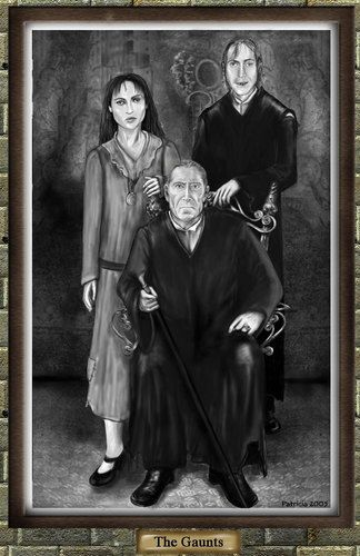 The Gaunts by persleus | Harry Potter | Best harry potter