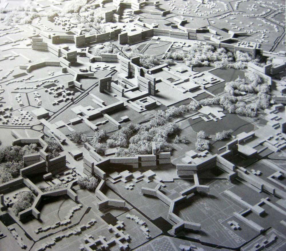 Le Mirail S Izobrazheniyami Arhitektura