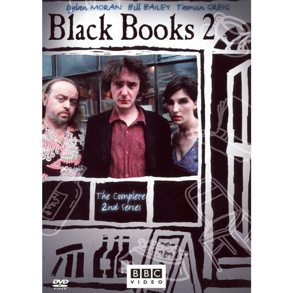 Black Books 2: The Complete 2nd Series (Widescreen)
