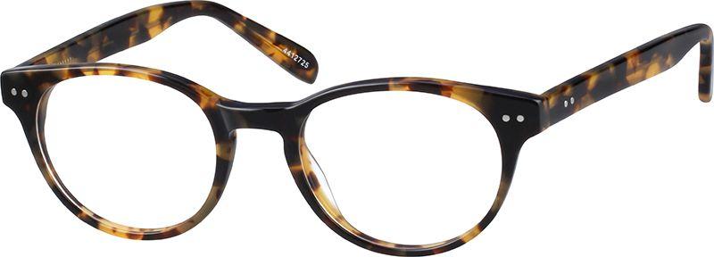 d957b1ab7e9 Tortoiseshell Round Glasses  4412725