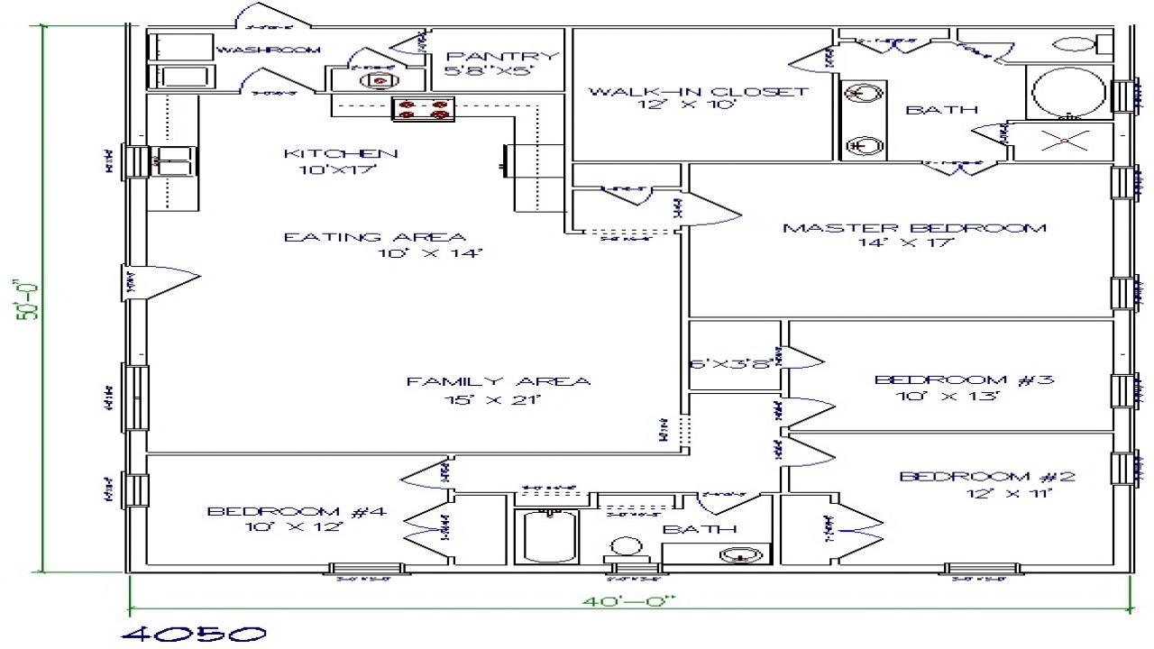 Most Inspiring Metal Building Homes Plans Residential Metal Building Floor Plans Metal Bui Pole Barn House Plans Barndominium Plans Barndominium Floor Plans