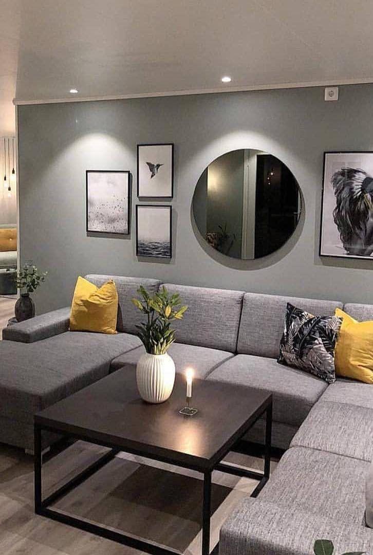 48 Most Popular Living Room Design Ideas for 2019 Images Part 14
