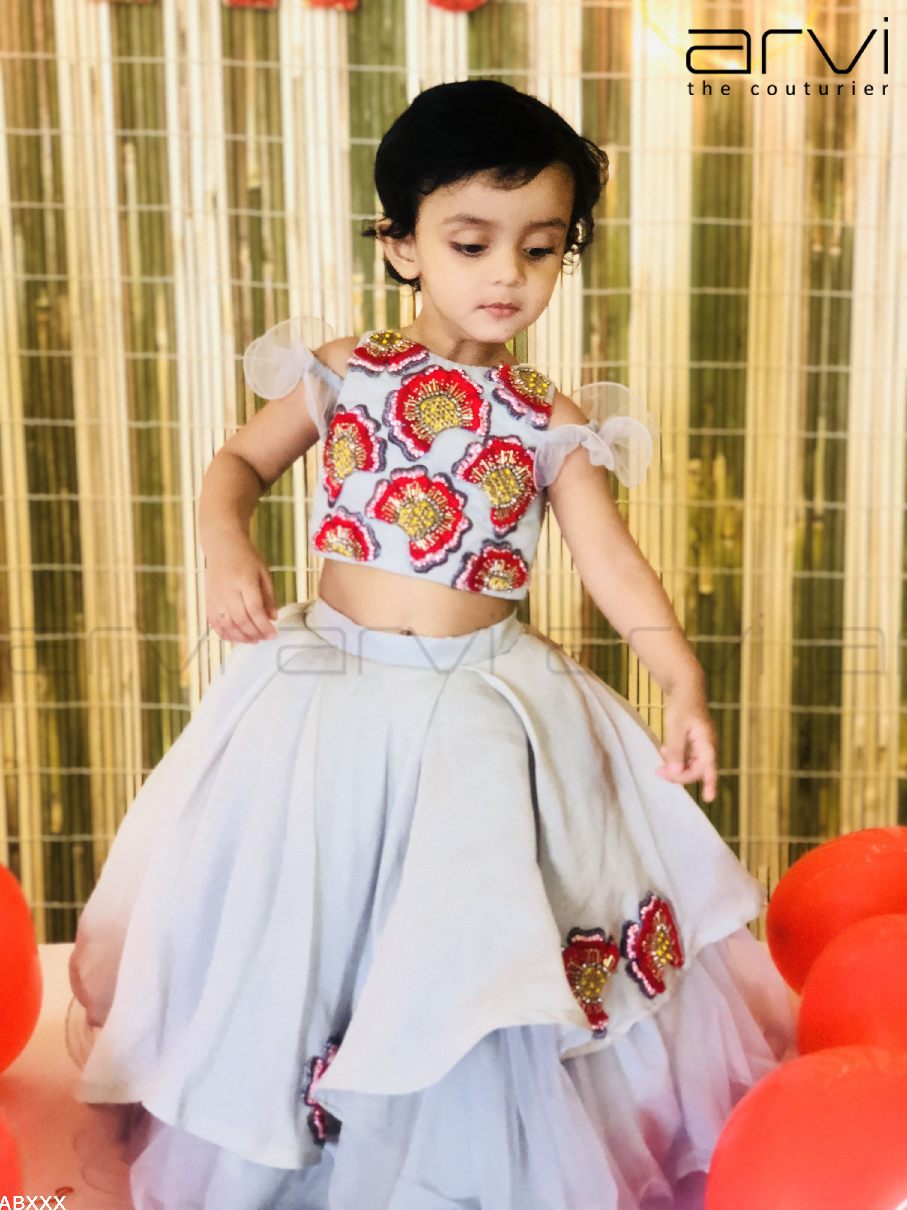 Custom Tailored Outfits for Family by Arvi the couturier