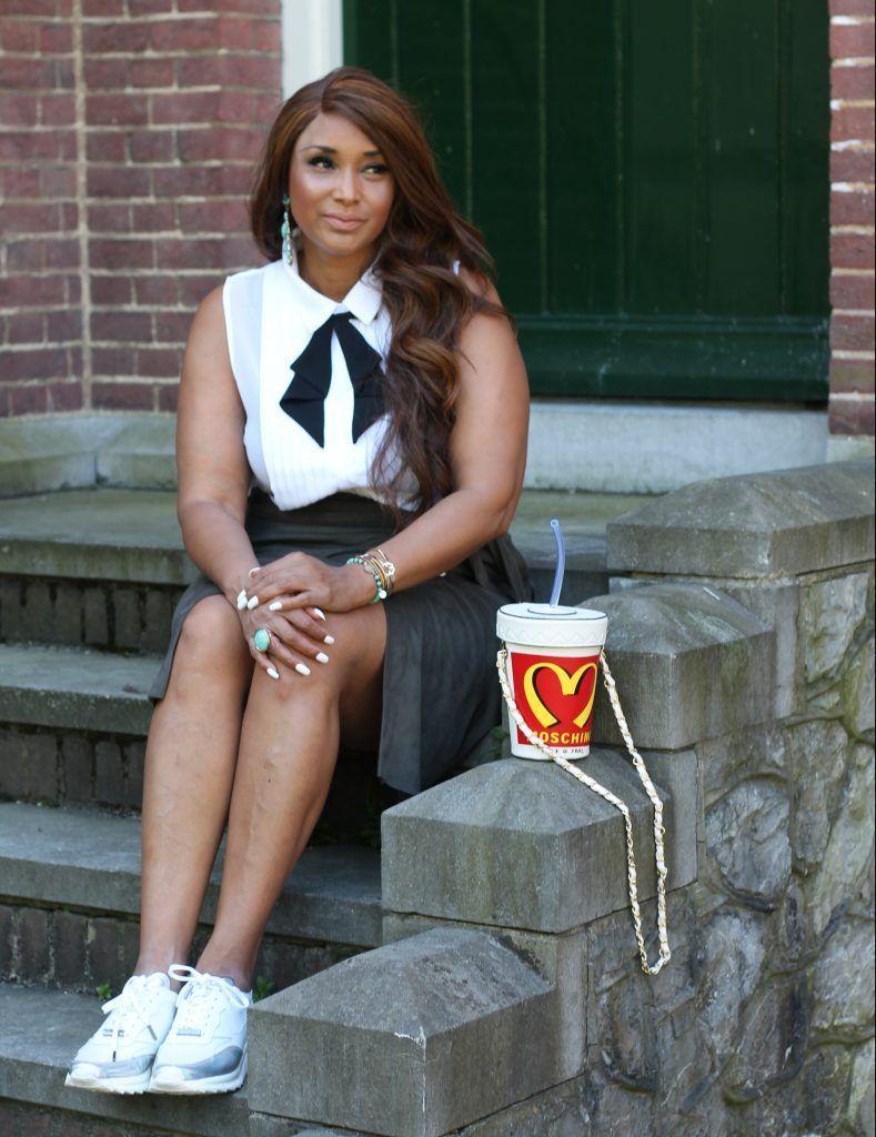 Fashion Blogger Spotlight: Dionne of Supersize My Fashion