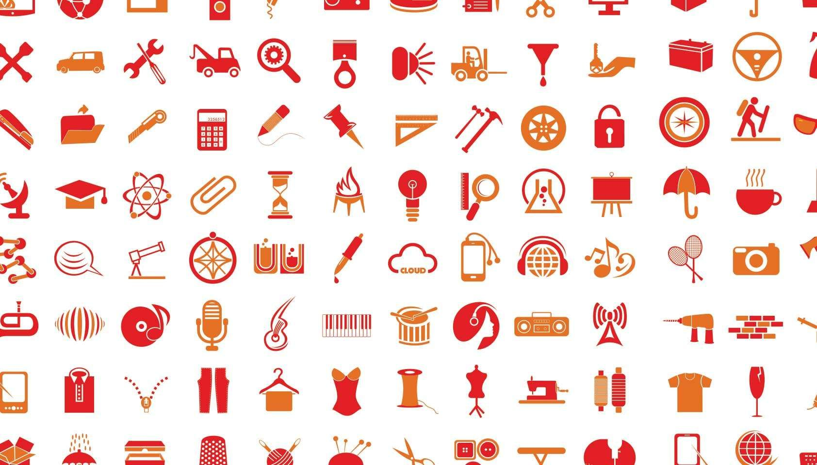 Free download 200 vector icons Vector icons, Web design
