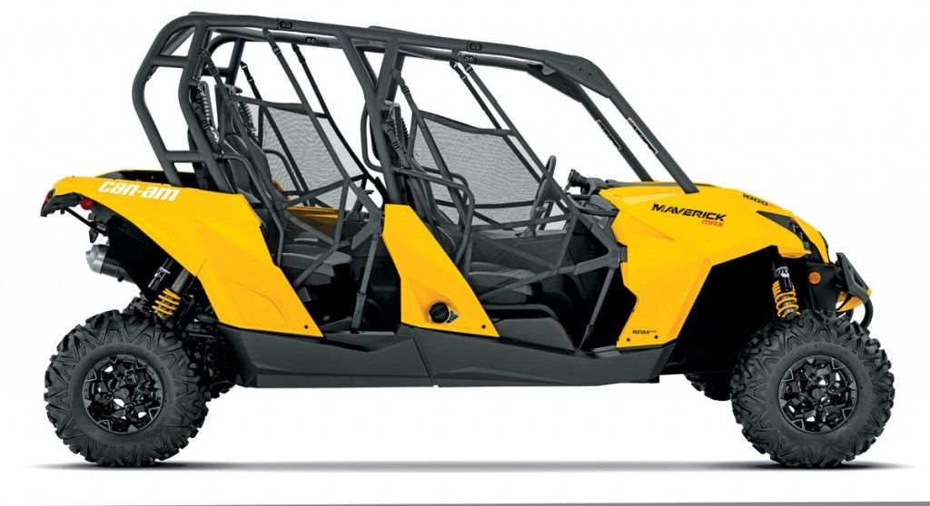 Image result for 6 seater yamaha viking (With images) Can am