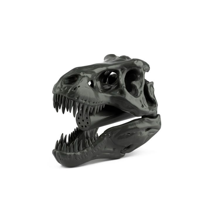 T Rex Shower Head Bathes You In A Jurrassic Sized Spit Spray Of History S Greatest Predator