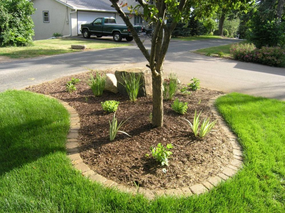 lawn edging ideas to keep grass out Landscaping with