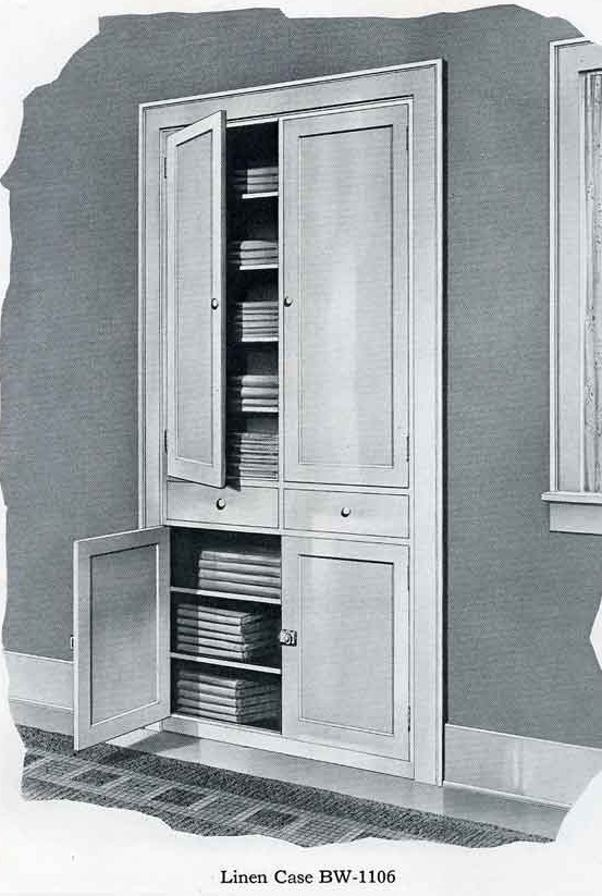 Master Linen Cabinet | Interiors | Bath | Bathroom linen ...