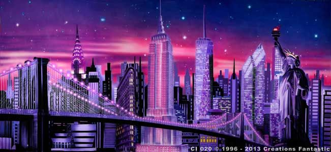 Backdrop Ci 020 New York Stylized Backdrops For Parties New York Backdrops