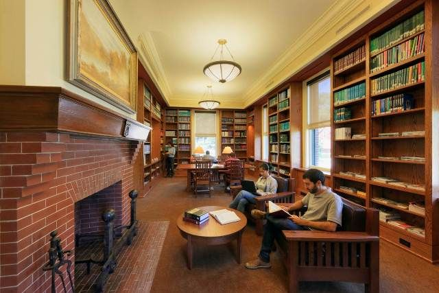 Library Interior Design Award | Project Title: Library and ...