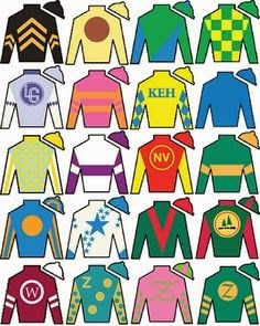 Horse Country Chic The History Of Jockey Silks Kentucky Derby