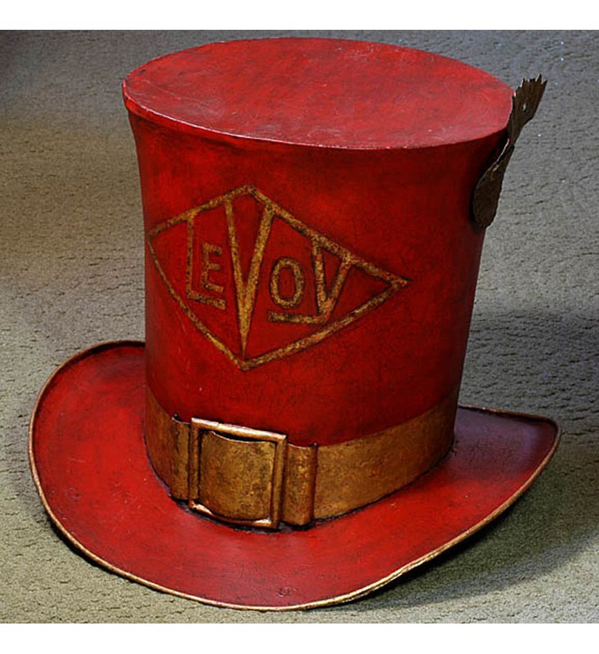 Items In North Bayshore Antiques Store On Ebay Shades Of Red Top Hat Wearing Red