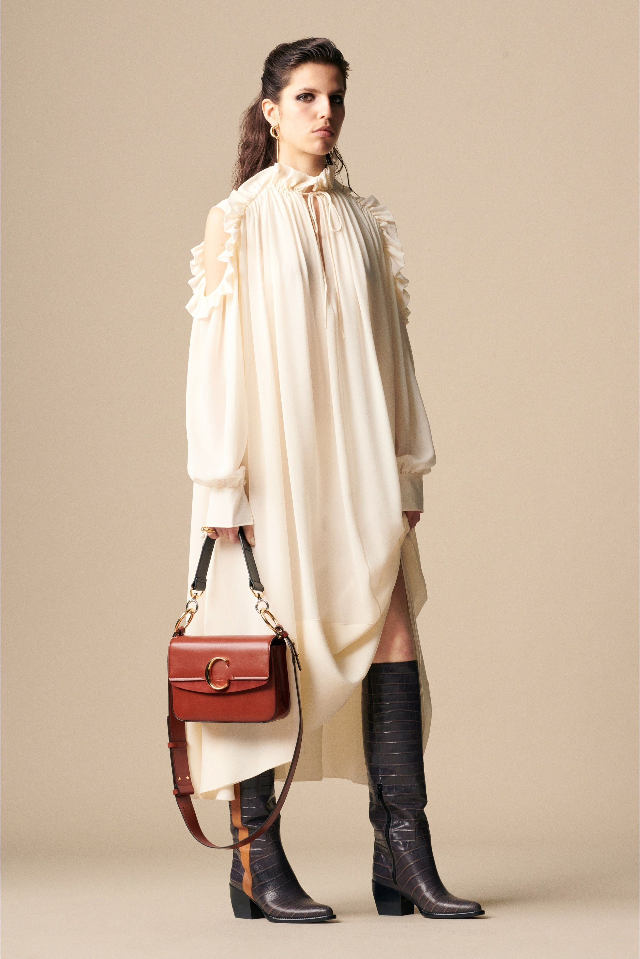 c7a84e505c5c Sfilata Chloé Parigi - Pre-collezioni Primavera Estate 2019 - Vogue ...