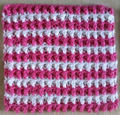 Newfreecrochetpatterns Free Crochet Dish Cloth Patterns