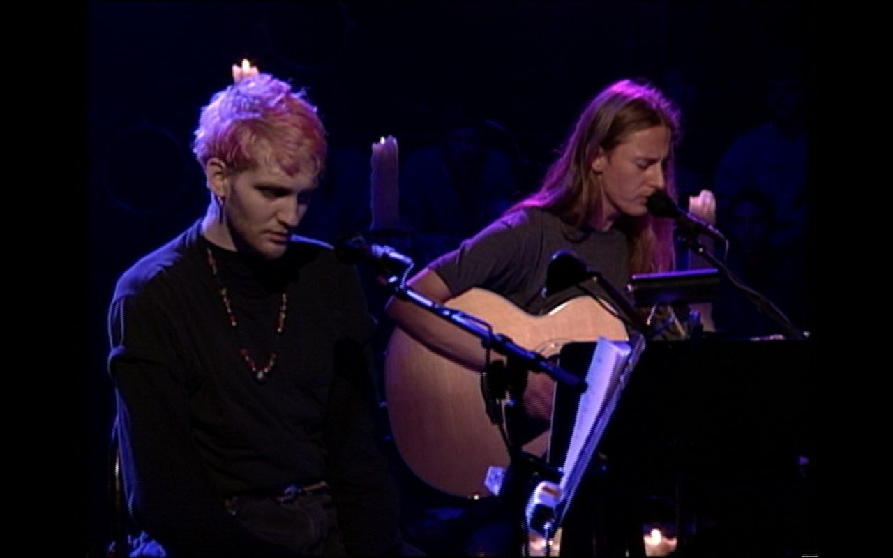 Alice In Chains Mtv Unplugged 1996 With Images Alice In