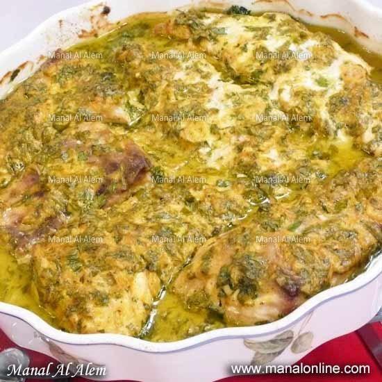 فيليه السمك بالفرن Cooking Food Recipes