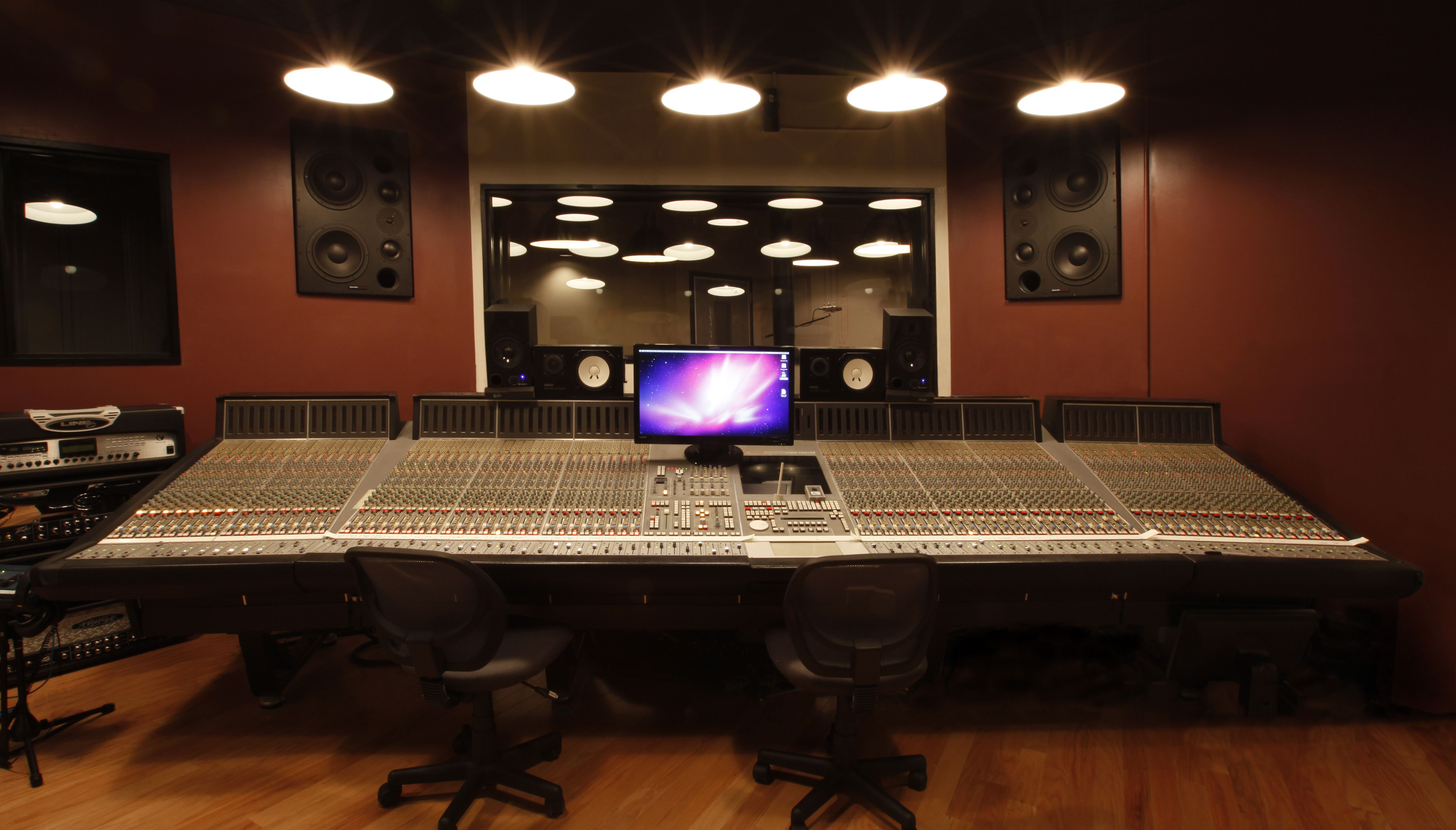 A major label recording artist shares hit home recording for Music recording studio layout
