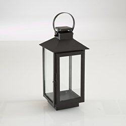 Ilio Candle Holder Lantern with Detachable Handle