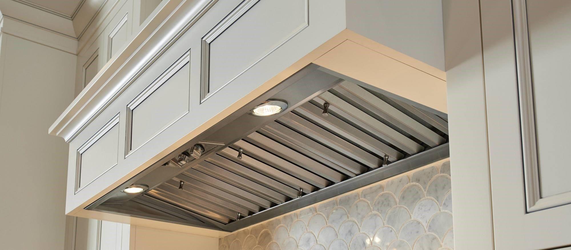 Wolf 40 Pro Hood Liner 19 Depth Pl401912 Ventilation Hood Built In Ovens Custom Cabinetry